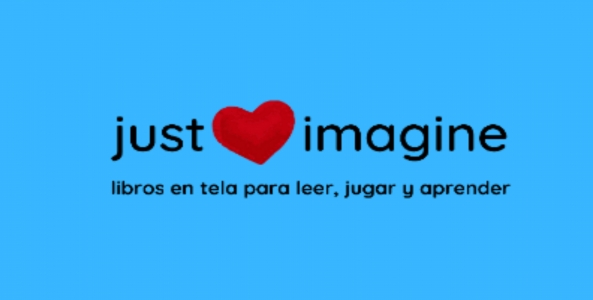Just Imagine Libros en Tela